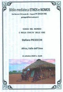 """STEFANO PICIOCCHI – Africa """"Valle dell'Omo"""""""