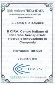 FERRUCCIO DIOZZI – Il CIRA, Centro Italiano di Ricerche Aerospaziali: ricerca e innovazione in Campania