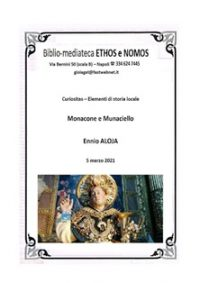 ENNIO ALOJA – Monacone e Munaciello